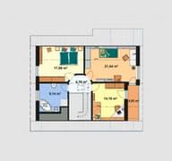 Einfamilienhaus Maxx 3/5 Grundriss