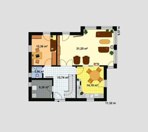 Einfamilienhaus Maxx 3/5 floor_plans 1