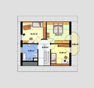 Einfamilienhaus Maxx 4/2 (inactive) Grundriss