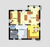 Einfamilienhaus Maxx 4/6 Grundriss