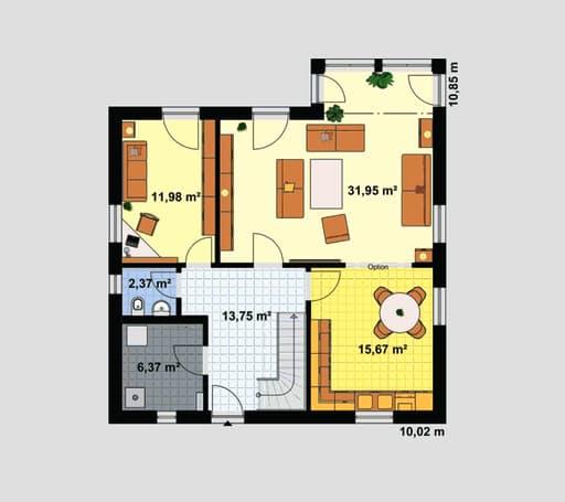 Einfamilienhaus Maxx 4/6 floor_plans 1