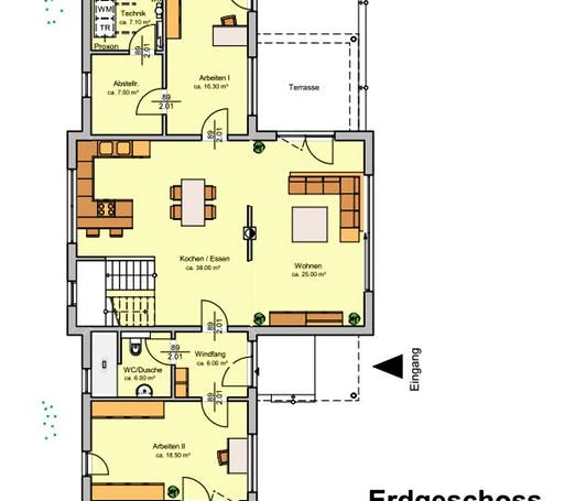 Elegant Floorplan 1