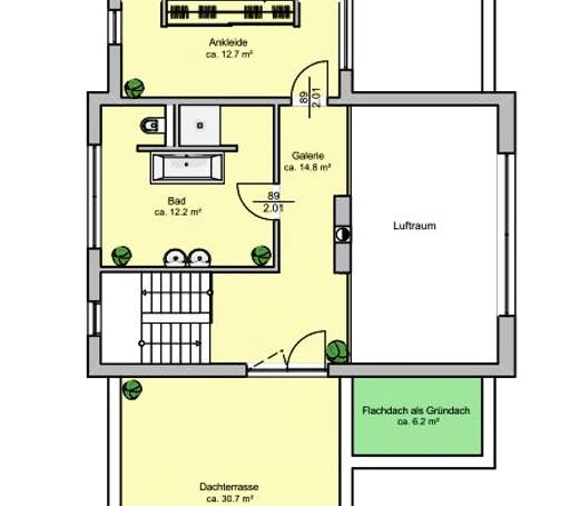 Elegant Floorplan 2