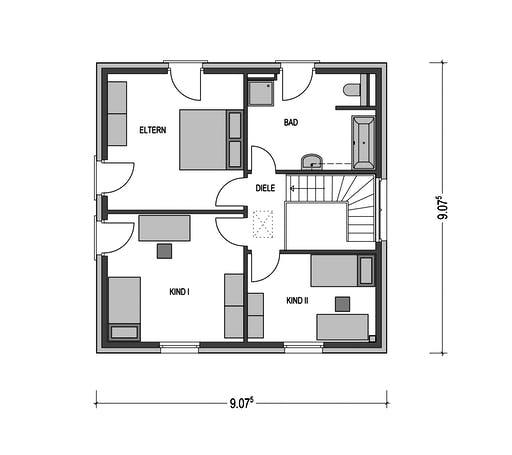 Eleganz 1000.2 Floorplan 2