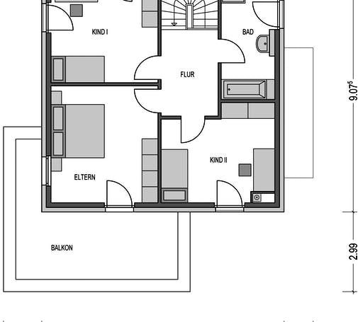 Eleganz 2000.2 Floorplan 2