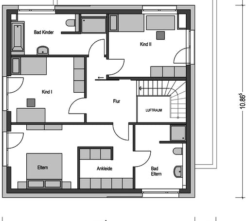 Eleganz 4000.2 Floorplan 2