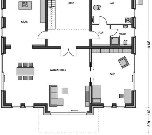 Eleganz 5000.2 Floorplan 1