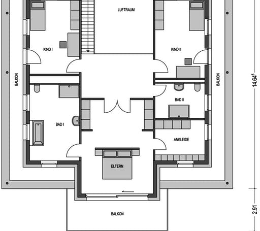 Eleganz 5000.2 Floorplan 2