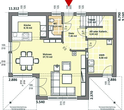 ELK Haus 146 (out) Von ELK Fertighaus