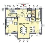 ELK Haus 169 SD Grundriss