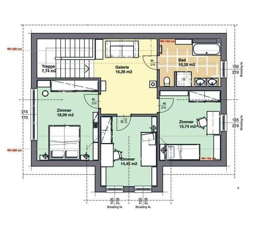 ELK AT Haus 169 SD Floorplan 2