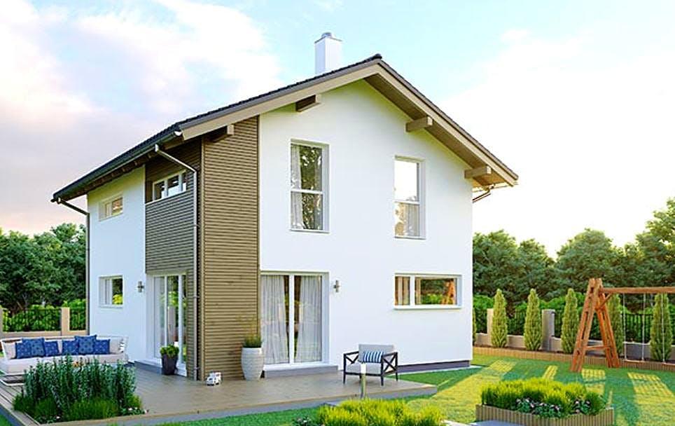 Musterhaus von ELK-Haus
