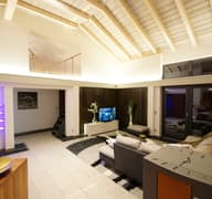 Energie-Plus-Haus Innenaufnahmen