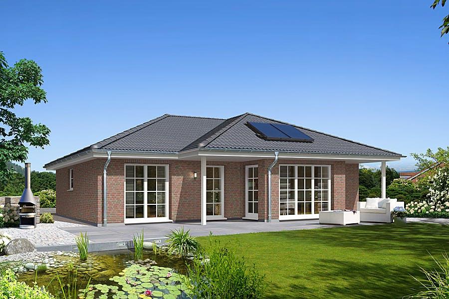 Engellandt - Beispielhaus Bungalow 128