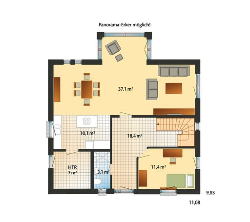 Engelsby  Floorplan 01