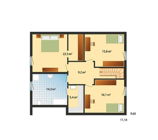 Engelsby  Floorplan 02