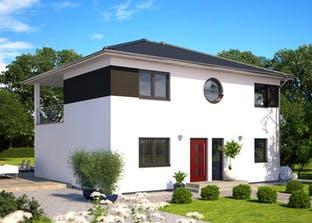 Fertighaus stadtvilla schlüsselfertig  Haas MH Poing 187 von Haas Haus | komplette Datenübersicht ...