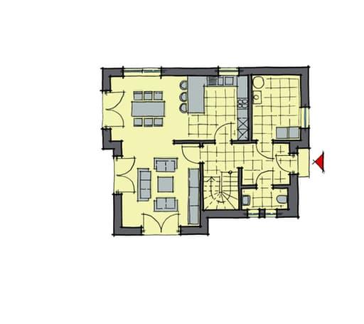 Gussek Haus - Eschenallee EG