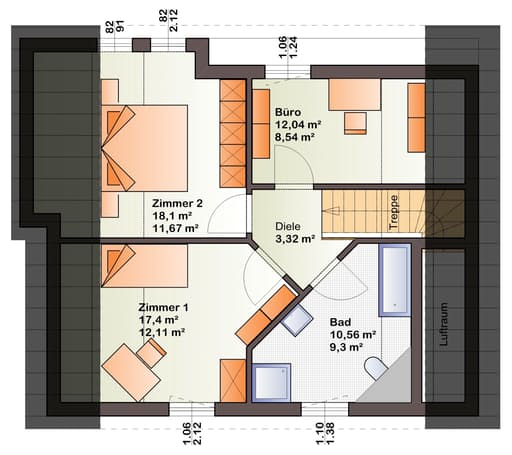 Esprit 134 floor_plans 0