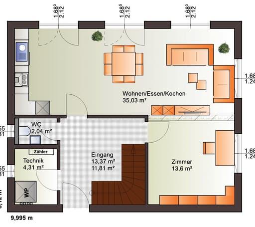Euro Star 130 B floor_plans 0