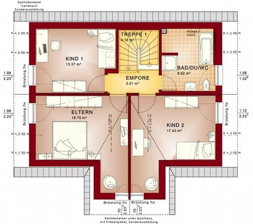 Evolution 122 V8 floor_plans 0