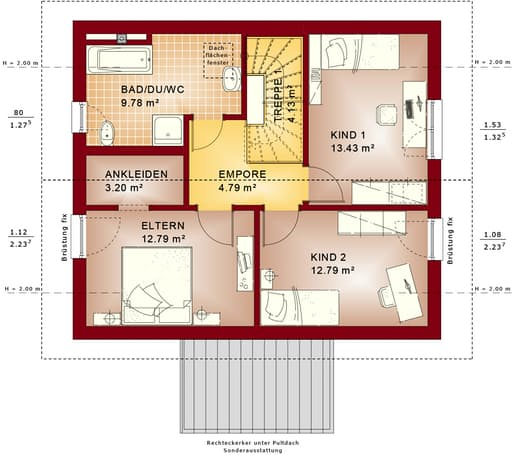 Evolution 125 V5 floor_plans 0