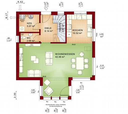 Evolution 125 V5 floor_plans 1