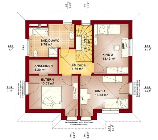 Evolution 125 V6 floor_plans 0