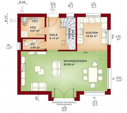 Evolution 125 V6 floor_plans 1