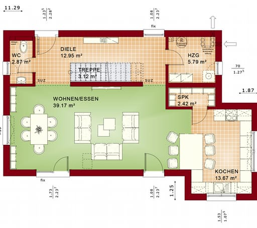 Evolution 135 V7 floor_plans 1