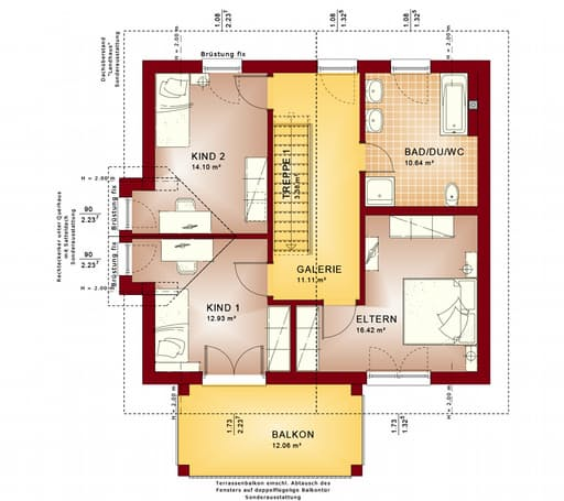 Evolution 136 V6 floor_plans 0