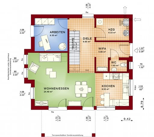 Evolution 136 V6 floor_plans 1