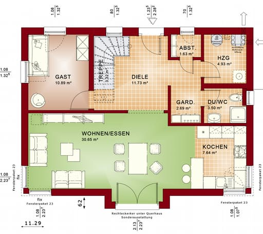 Evolution 148 V3 floor_plans 1