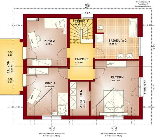 Evolution 165 V5 floor_plans 0