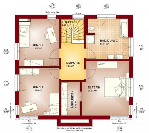 Evolution 165 V9 floor_plans 0