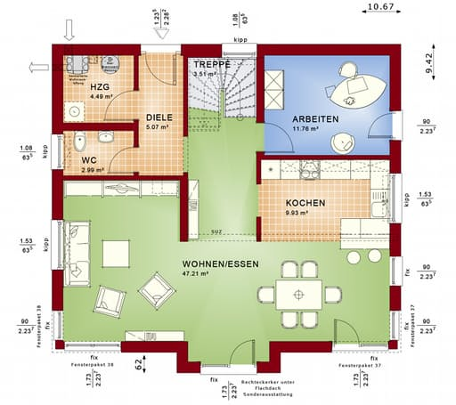 Evolution 165 V9 floor_plans 1