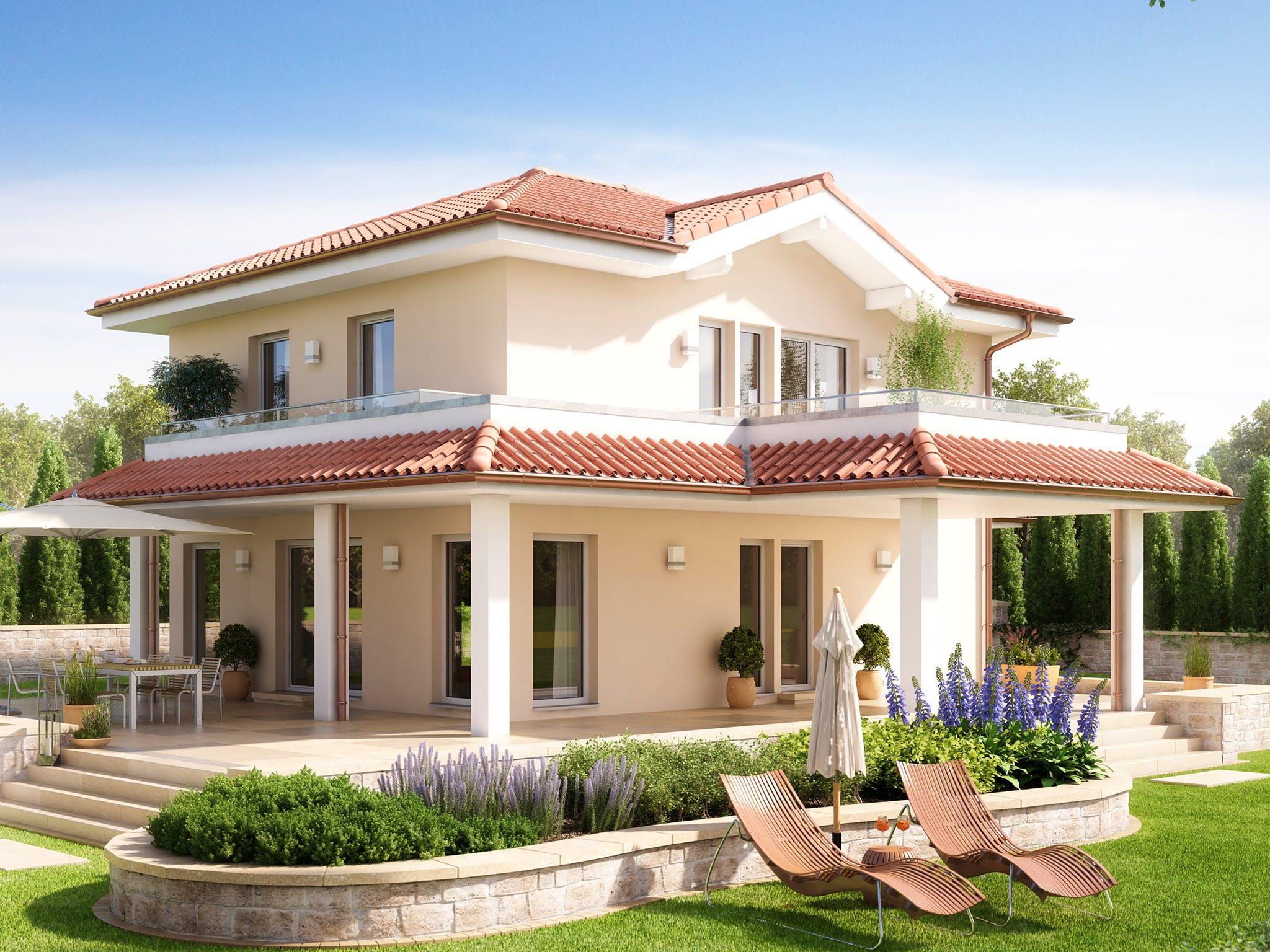 Haus Bauen Ideen Mediterran Vitaplaza Info