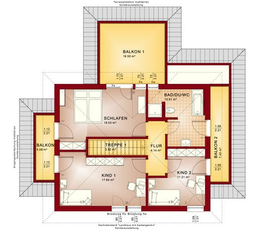 Evolution 134 V7 Floorplan 2