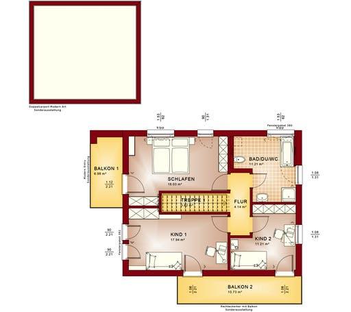 Evolution 134 V8 Floorplan 2