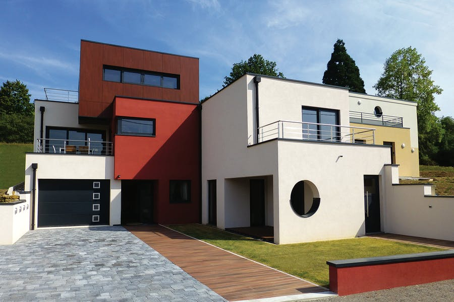 EUROMAC 2 Architektenhaus