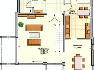 Bela von Fingerhut Haus Grundriss 1