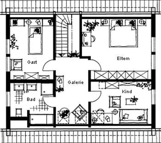 Fachwerkhaus 95/1.0 floor_plans 0