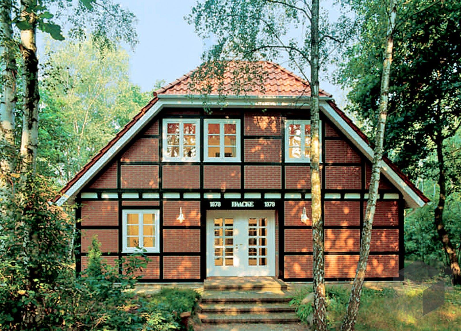 fachwerkhaus 95 1 0 inactive von haacke haus komplette daten bersicht. Black Bedroom Furniture Sets. Home Design Ideas