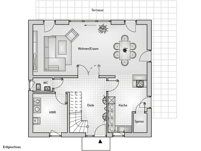 Family 10.203 Floorplan 1