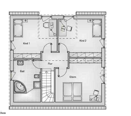 Family 10.203 Floorplan 2