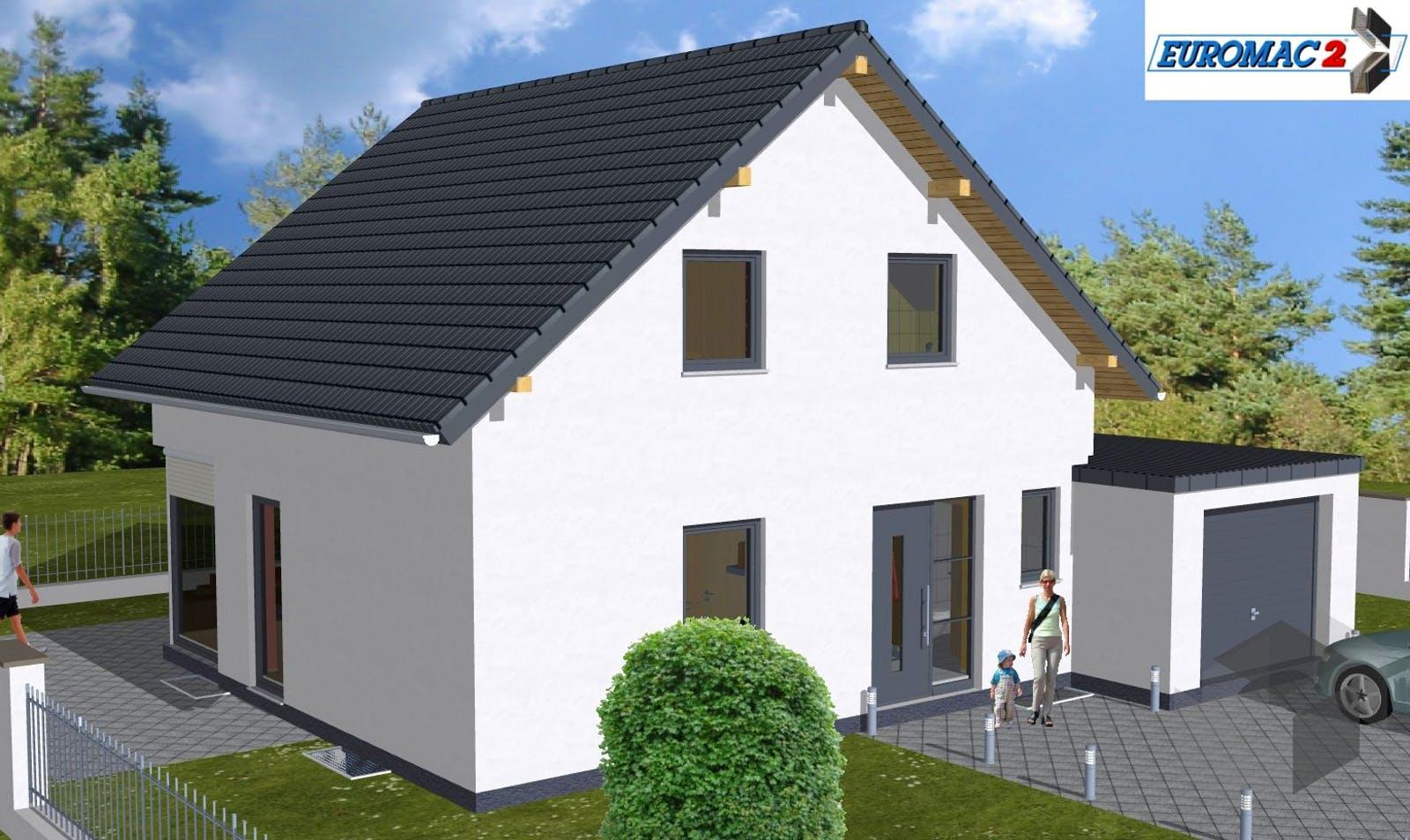 family 110 sd von euromac 2 komplette daten bersicht. Black Bedroom Furniture Sets. Home Design Ideas