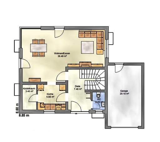 Family 110 SD floor_plans 1