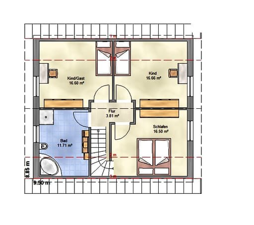 Family 125 SD floor_plans 0