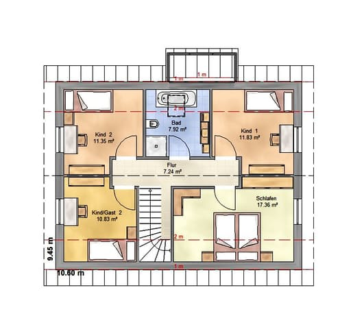 Family 135 WG floor_plans 0