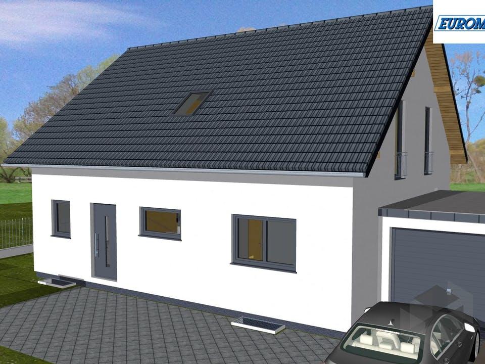 Family 160 SG von EUROMAC 2 Außenansicht
